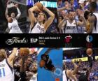 Finales NBA 2011, 5º Partido, Miami Heat 103 - Dallas Mavericks 112
