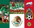 Selección de México, Grupo C, Argentina 2011