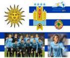 Selección de Uruguay, Grupo C, Argentina 2011