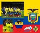 Selección de Ecuador, Grupo B, Argentina 2011
