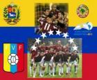 Selección de Venezuela, Grupo B, Argentina 2011