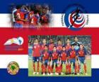Selección de Costa Rica, Grupo A, Argentina 2011