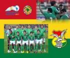 Selección de Bolivia, Grupo A, Argentina 2011