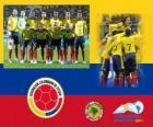 Selección de Colombia, Grupo A, Argentina 2011