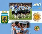 Selección de Argentina, Grupo A, Argentina 2011