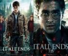 Carteles de Harry Potter y las Reliquias de la Muerte (3)