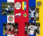 Paraguay - Venezuela , semifinales, Copa América Argentina 2011
