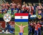 Paraguay finalista, Copa América Argentina 2011