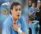 Sebastian Coates mejor revelación Copa América 2011