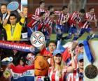 Paraguay, 2º clasificado Copa América 2011