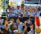 Uruguay, Campeón Copa América 2011