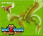 Desert Dragon. Invizimals La otra dimensión. Este poderoso dragón controla el sol y vive en las cuevas del desierto del Gobi