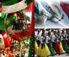 Día de la Independencia de México. Conmemora el 16 de septiembre de 1810, el Grito de Dolores, inicio de la lucha contra la dominación española