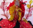 Barbie en carnaval