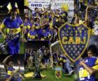 Boca Juniors, Campeón Apertura 2011 en Argentina
