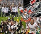 Corinthians, Campeón del Campeonato Brasileño 2011