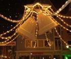 Decoración de campanas navideñas