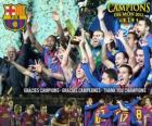 Barça, FC Barcelona, Campeón Mundial de Clubes 2011