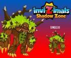 Jungleus. Invizimals La otra dimensión. Espíritu guardián del bosque