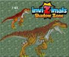 T-Rex. Invizimals La otra dimensión. El poderoso T-Rex es un dinosaurio Invizimal
