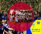 Premio Fair Play 2011 FIFA para la Asociación Japonesa de Fútbol