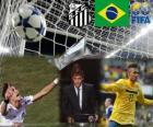 Premio Puskás de la FIFA 2011, para Neymar