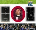 Norio Sasaki entrenador del Año FIFA 2011 del fútbol femenino