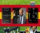 Pep Guardiola entrenador del Año FIFA 2011 de fútbol masculino