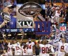 New York Giants campeón de la Super Bowl 2012