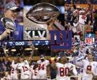 New York Giants campeón de la Super Bowl 2012