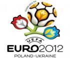 Logo UEFA Euro 2012 Polonia - Ucrania