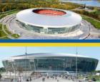 Donbas Arena (50.055), Donetsk - Ucrania