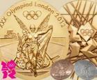 Medallas de Londres 2012