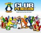 Los divertidos pingüinos del Club Penguin