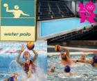 Waterpolo - Londres 2012 -