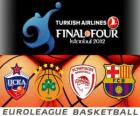 Final Four Estambul 2012 Euroliga de Baloncesto