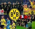 BV 09 Borussia Dortmund, campeón de la Bundesliga 2011-12