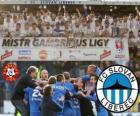 FC Slovan Liberec, campeón Gambrinus Liga 2011-2012, liga de fútbol de República Checa