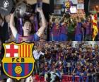 F.C Barcelona campeón Copa del Rey 2011-2012
