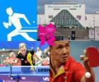 Tenis de mesa, ping-pong o pimpón - Londres 2012 -