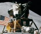 Nave espacial ha tomado tierra en el lejano planeta