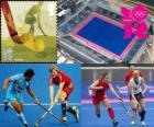 Hockey hierba - Londres 2012 -