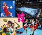 Balonmano - Londres 2012 -