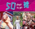 Londres 2012, faltan 50 días