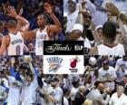 Finales NBA 2012 - Oklahoma City Thunder vs Miami Heat