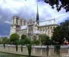 Catedral de Notre Dame, París, Francia