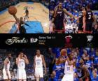 Finales NBA 2012, 2º Partido, Miami Heat 100 - Oklahoma City Thunder 96