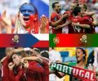 República Checa - Portugal, cuartos de final, Euro 2012