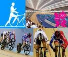 Ciclismo en pista - Londres 2012 -