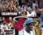 Miami Heat Campeón 2012 NBA